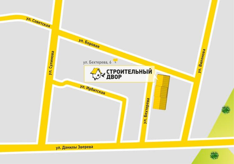 Сайт строительный двор екатеринбург
