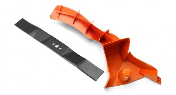 Стандартный набор для мульчирования: нож и заглушка