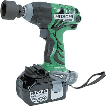 Гайковерт HITACHI WR18DL
