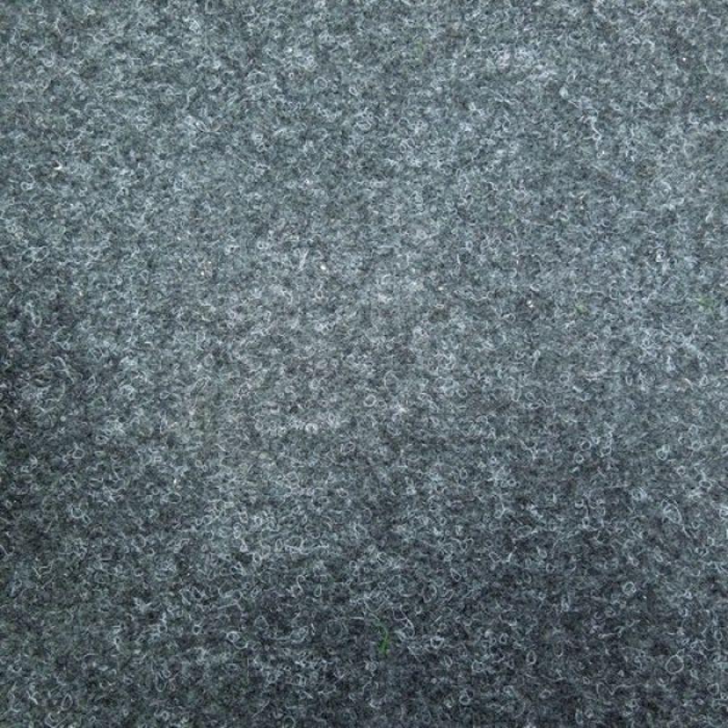 Купить Ковровое покрытие Forbo FELT 09 серый 2 м, Серый