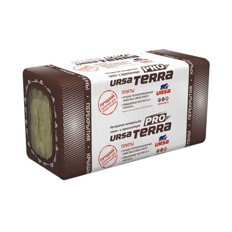 Утеплитель URSA TERRA 34PN PRO 1250x610x50 мм 24 штуки в упаковке фото