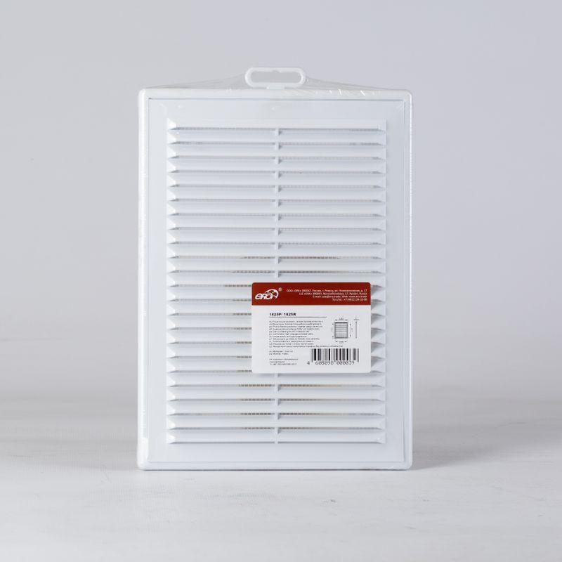 Решетка вентиляционная 250*180мм накл. 1825Р Эковент