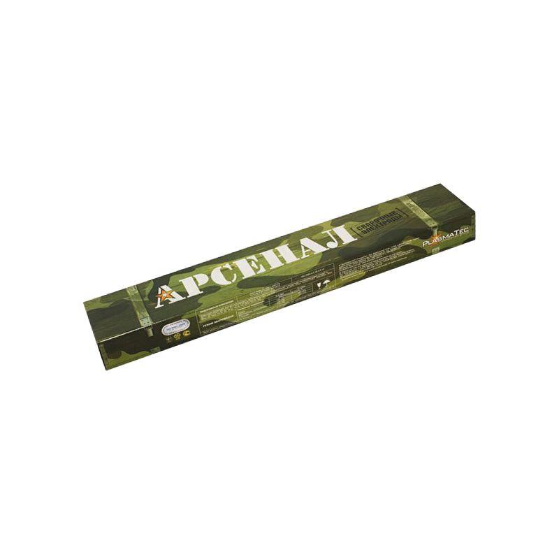 Купить Электроды МР-3 4мм Арсенал 5кг, Арсенал МР-3, Plasmatec, Беларусь