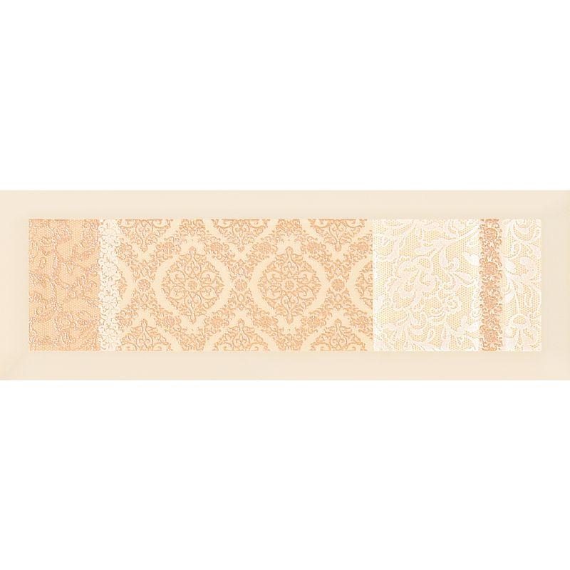 Декор 100х300мм Metro Lacroix decor 01 Gracia Ceramica