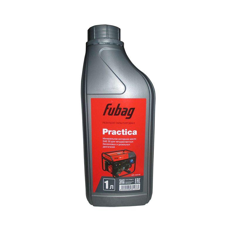 Купить Минеральное моторное масло Fubag PRACTICA SAE 30, Sae-30, Китай