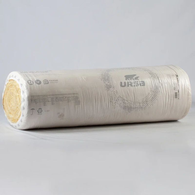 Утеплитель URSA М-11 10000х1200х50 мм 2 штуки в упаковке фото