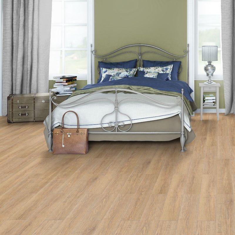 Купить Линолеум бытовой Vesna Madrid 2 2, 0 м, Sinteros, Коричневый, Россия