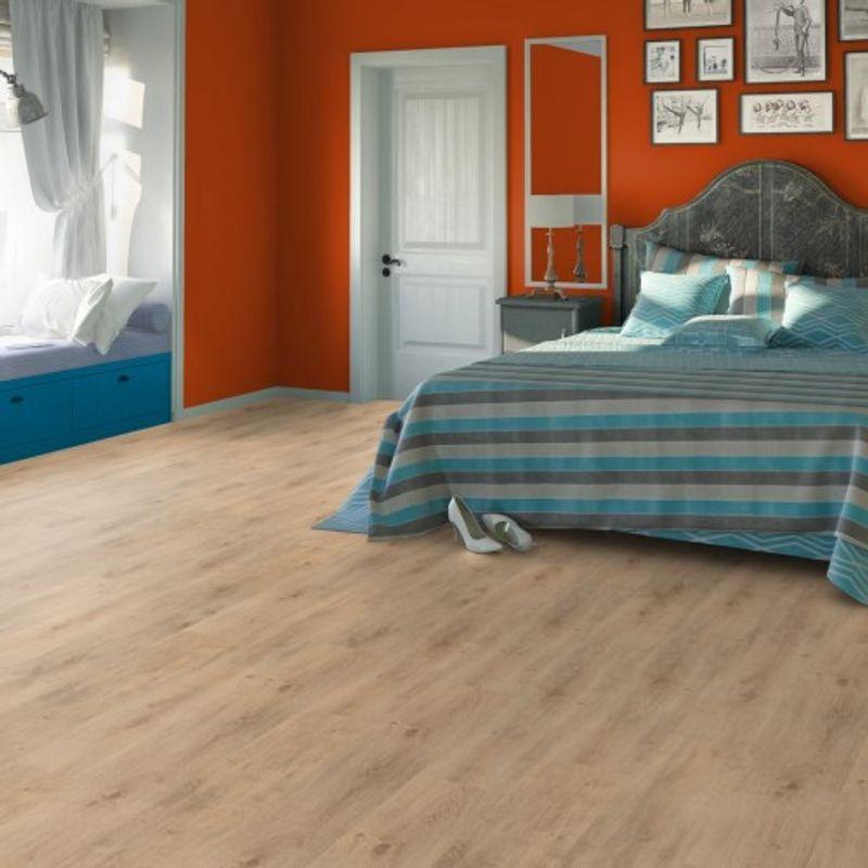 Купить Линолеум бытовой Vesna Madrid 2 3, 5 м, Sinteros, Коричневый, Россия