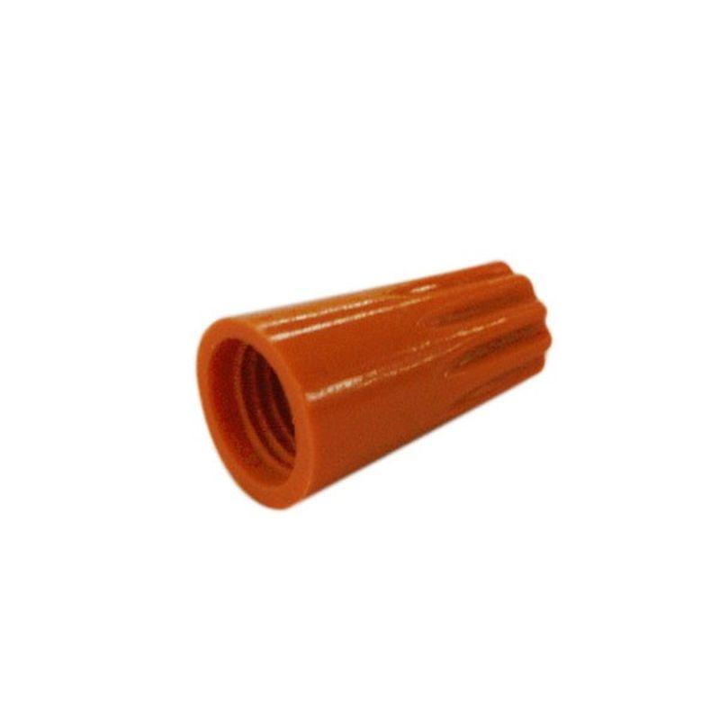 Соединительный изолирующий зажим СИЗ-3 оранжевый