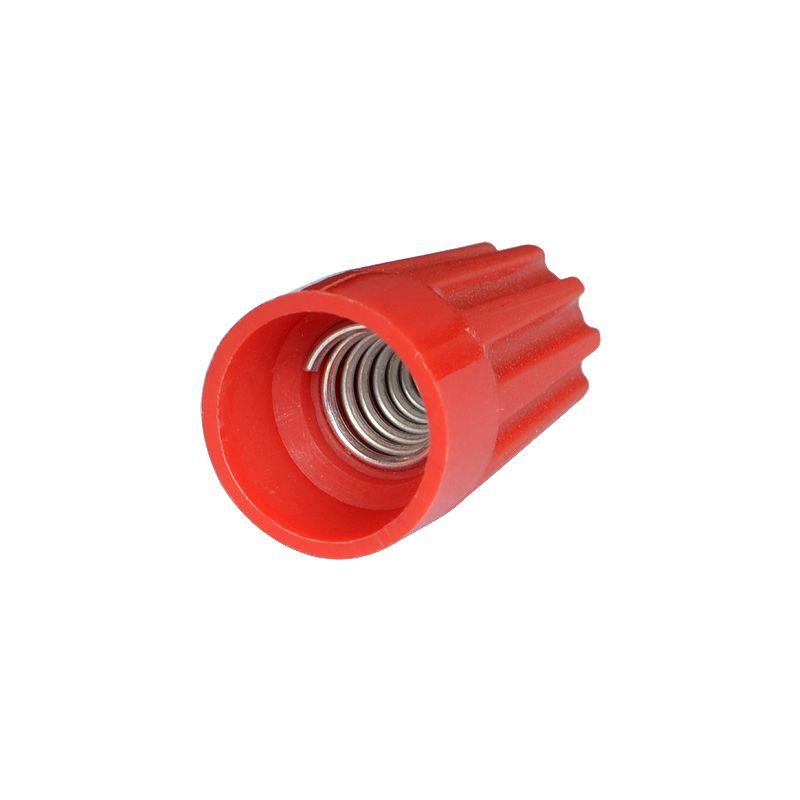 Соединительный изолирующий зажим СИЗ-5 красный