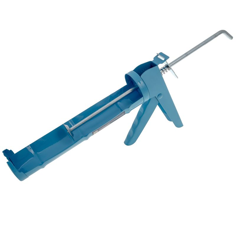 Пистолет для герметика полукорпусный фото