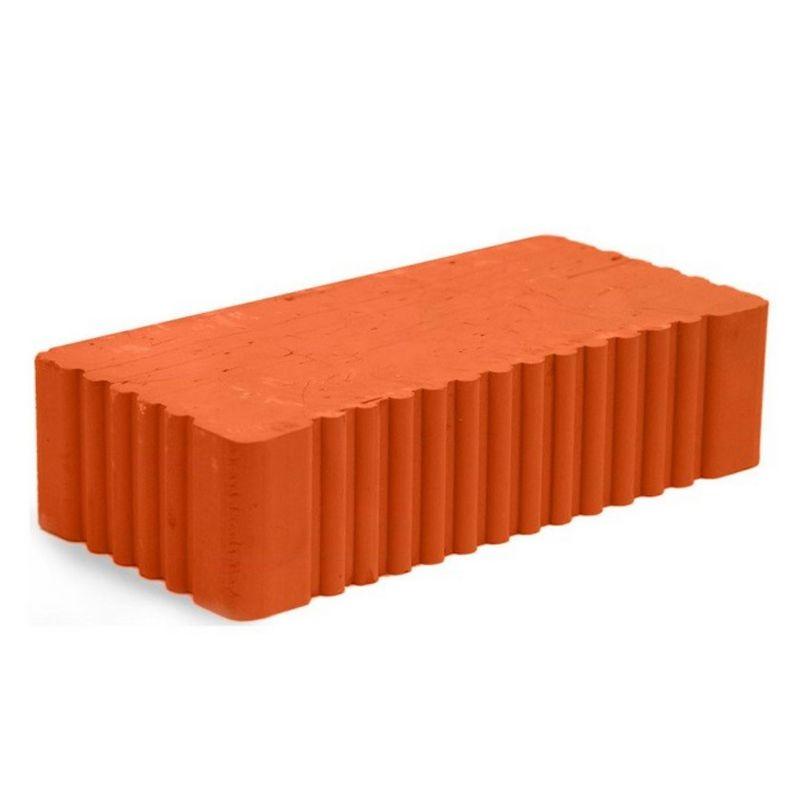 Кирпич строительный полнотелый одинарный (1НФ) М-150, MSTERA фото