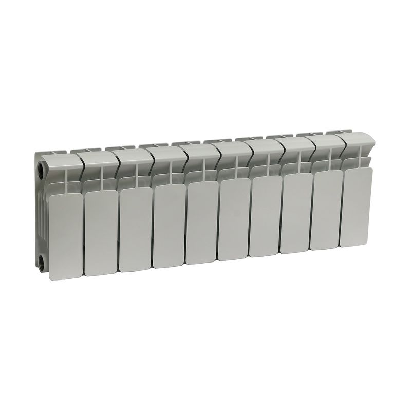 Радиатор биметаллический RIFAR B200 9 секций НП прав (BVR) Base фото
