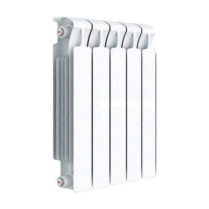 Радиатор биметаллический RIFAR Monolit 350 5 секций фото