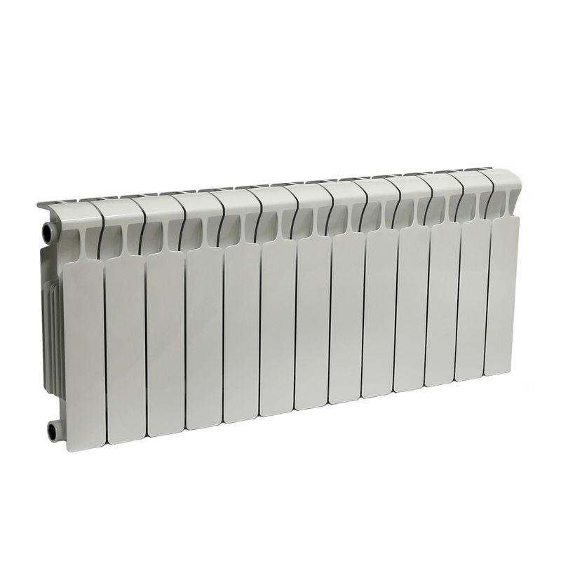 Радиатор биметаллический RIFAR Monolit 350 13 секций НП прав (MVR) фото