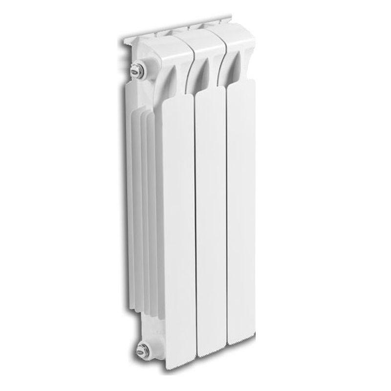 Радиатор биметаллический RIFAR Monolit 500 3 секции фото