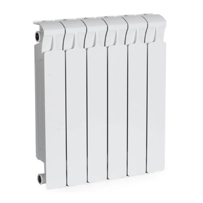 Радиатор биметаллический RIFAR Monolit 500 6 секций НП прав (MVR) фото