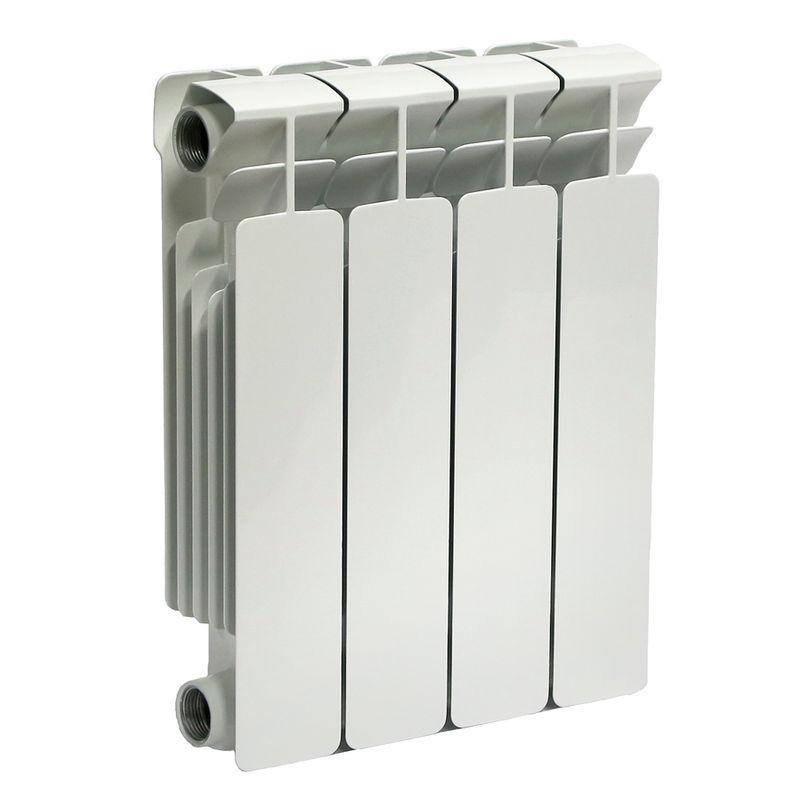 Купить со скидкой Радиатор биметаллический RIFAR В350 4 секции
