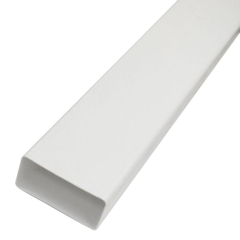 Воздуховод плоский ERA 60х120 2м (612ВП2,1)