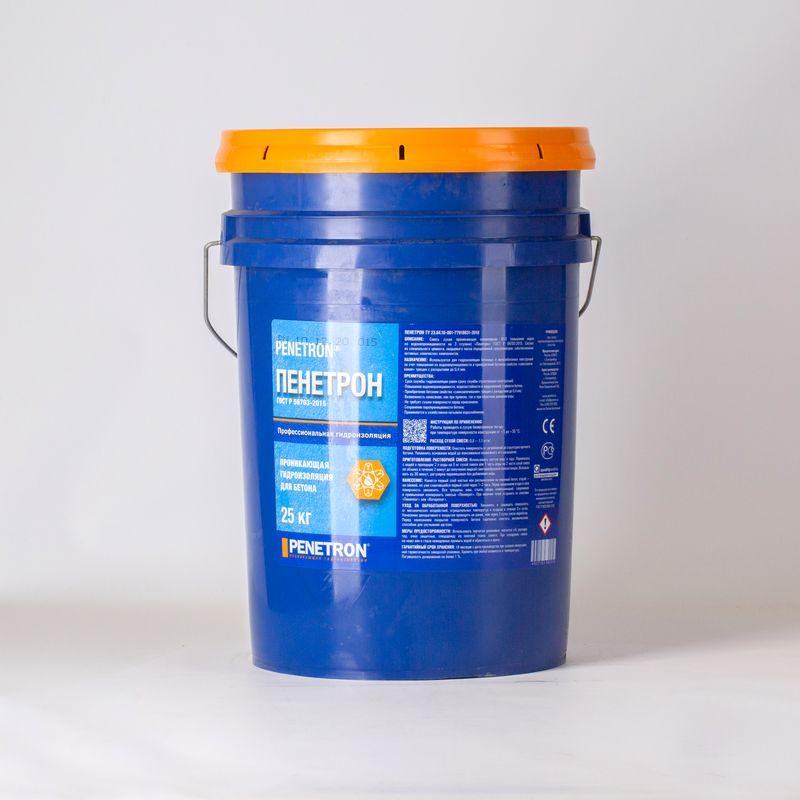Гидроизоляция проникающая Пенетрон, 25 кг фото