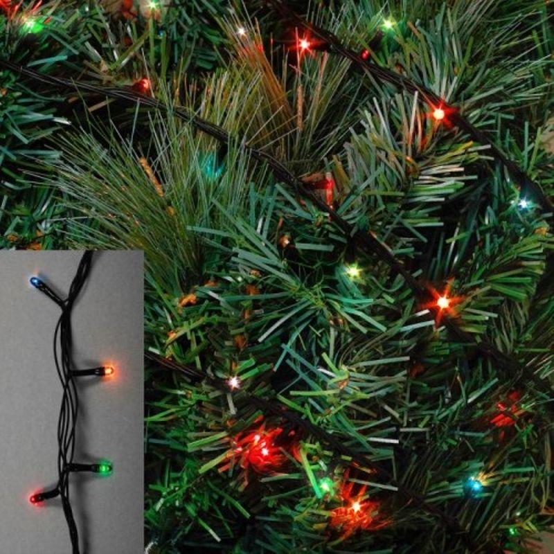 Купить Гирлянда новогодняя электрическая 180 лампочек 700см