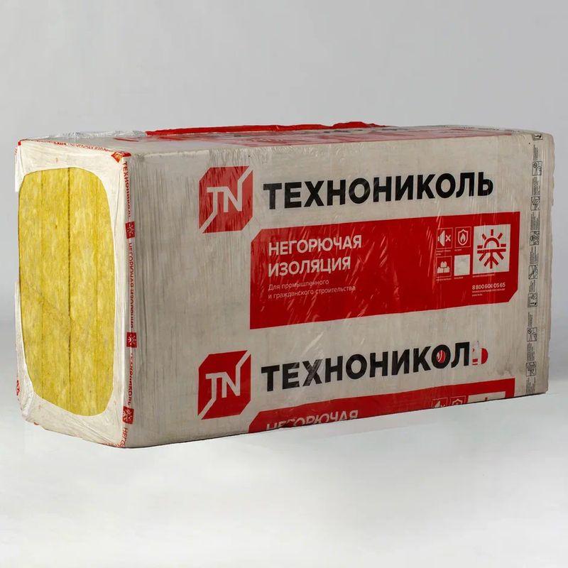 Утеплитель ТехноНИКОЛЬ Техновент Стандарт 1200х600х100 мм