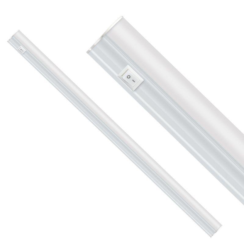 Купить со скидкой Светильник светодиодный для растений Uniel ULI-P10-18W/SPFR IP40 WHITE линейный, 550мм, Спектр для ф