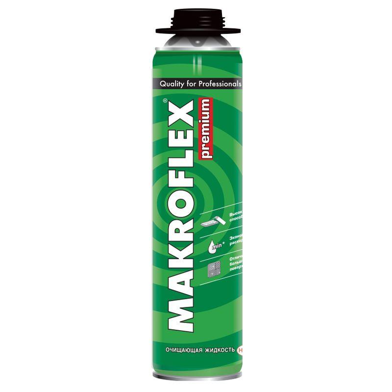 Очиститель монтажной пены Makroflex Premium, 500 мл фото