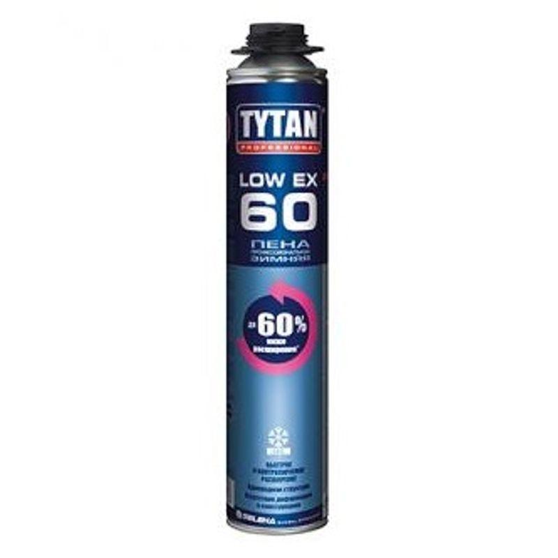 Пена монтажная Tytan Low Expansion O2 профессиональная,
