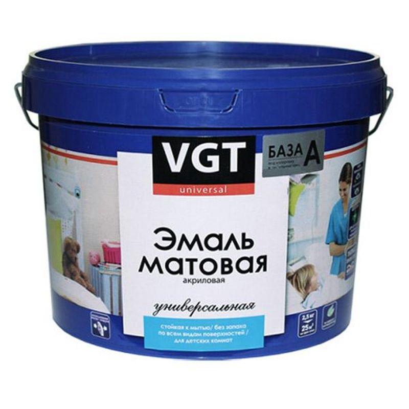 Эмаль VGT ВДАК 1179 база А 15кг фото