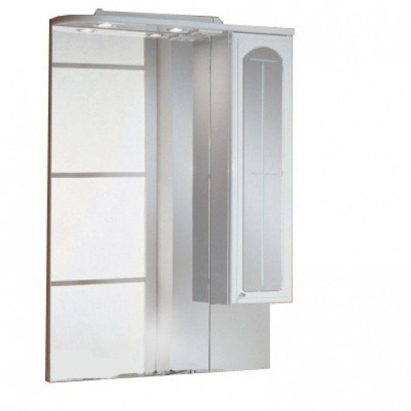 Купить Зеркальный-шкаф Акватон Эмилья 75 правый (1A011202EJ01R), Россия