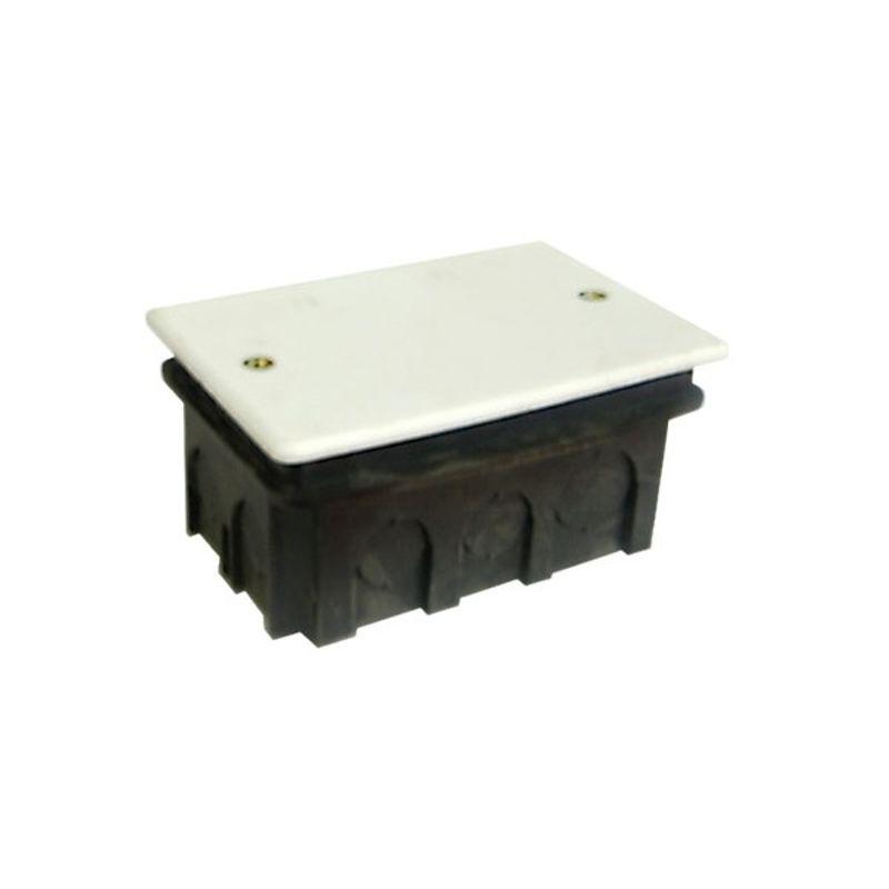 Купить Коробка монтажная SV-54925 100x60x50мм, СВЕТОЗАР, Черный, Пластик, Россия