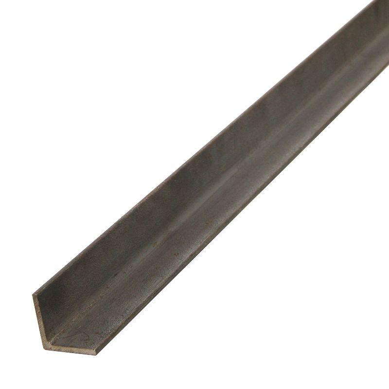 Уголок стальной равнополочный 75х75х5мм, 2,9м фото