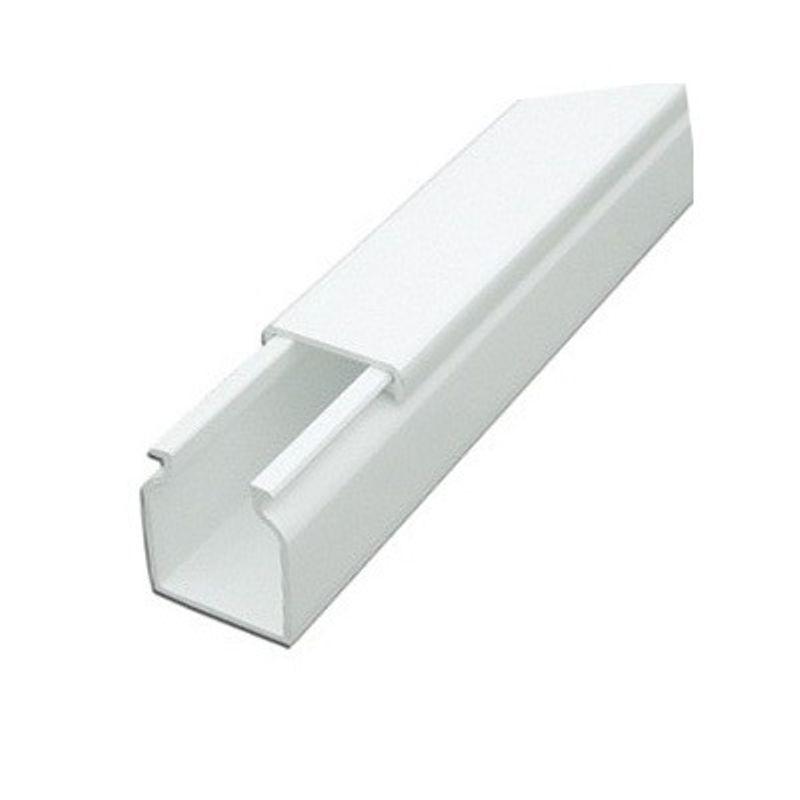 Кабель-канал белый 16x16 2 метра T.Plast
