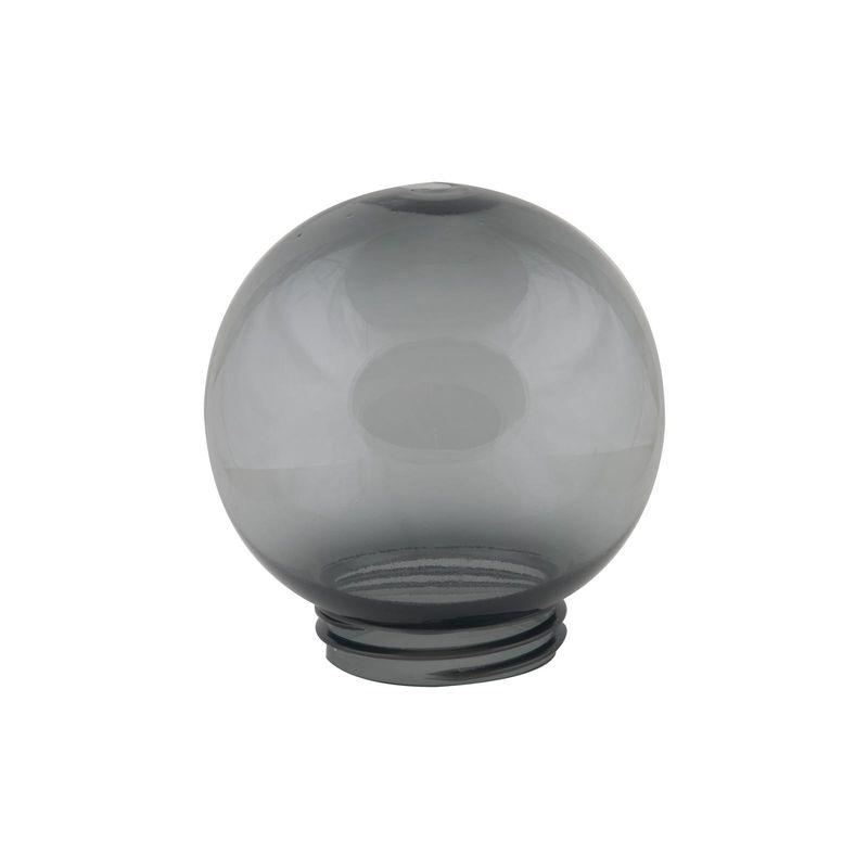 Купить Рассеиватель Uniel UFP-R150A SMOKE в форме шара для садово-парковых светильников