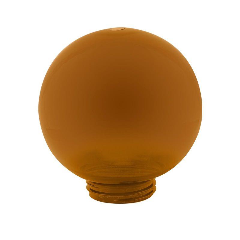 Купить Рассеиватель Uniel UFP-R200A BRONZE в форме шара для садово-парковых светильников