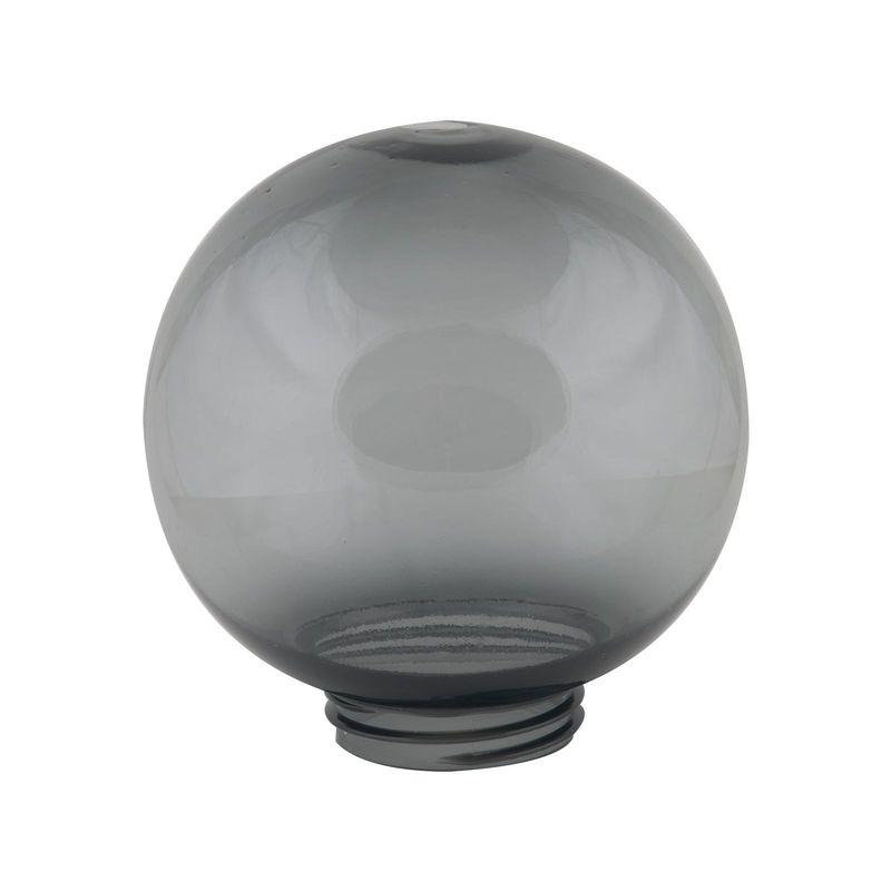 Купить Рассеиватель Uniel UFP-R200A SMOKE в форме шара для садово-парковых светильников