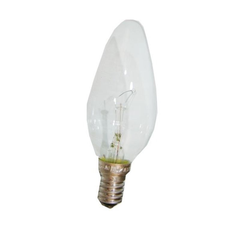 Лампа накаливания 40Вт Е14 (Свеча) фото