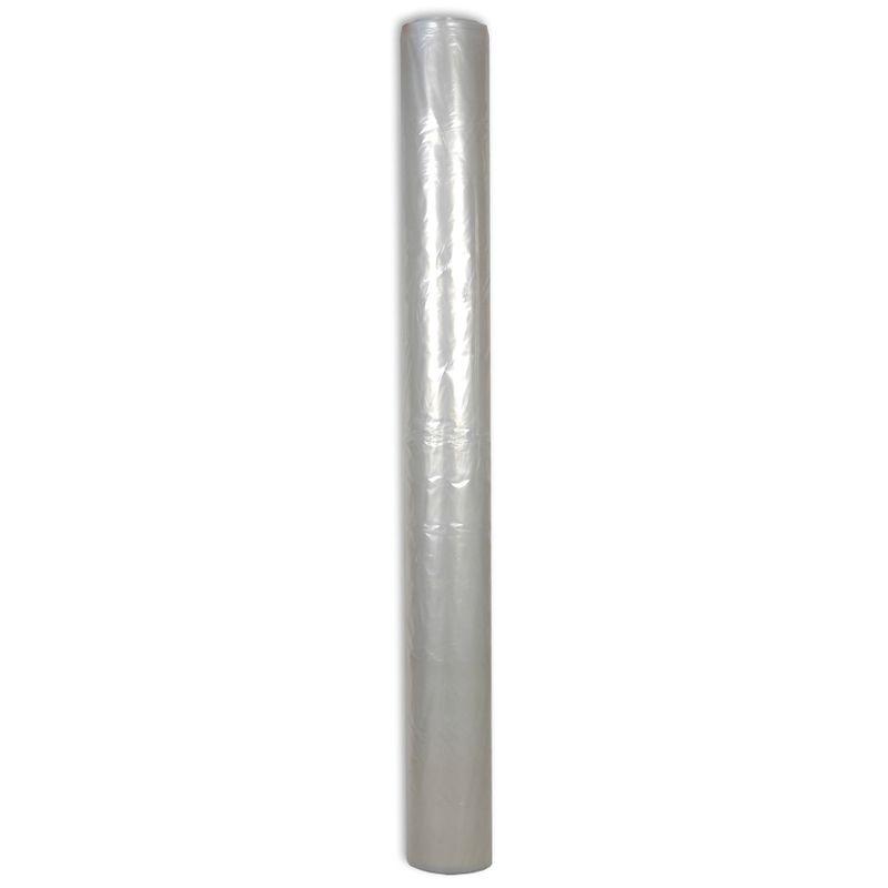 Пленка полиэтиленовая техническая 80 мкр 3х100 м фото