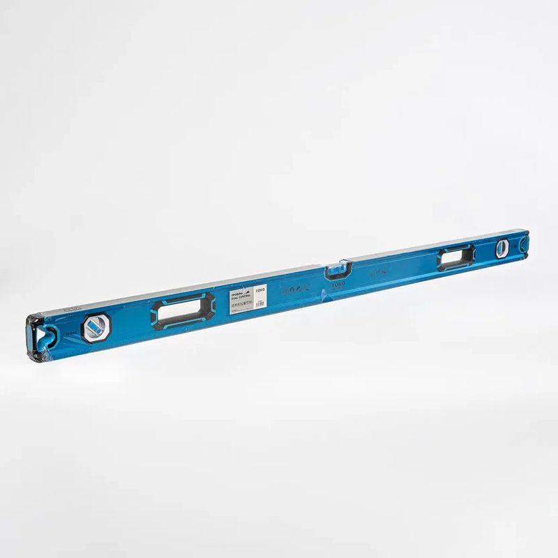 Уровень 120 см, с магнитом Yoko Dual control фото
