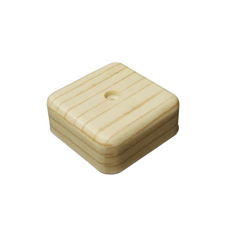 Распаячная коробка 50х50х20 мм сосна T.Plast фото