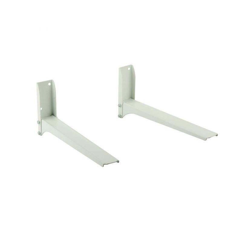 Купить Кронштейн для свч kromax micro-4 white, max 20 кг, 310 мм.