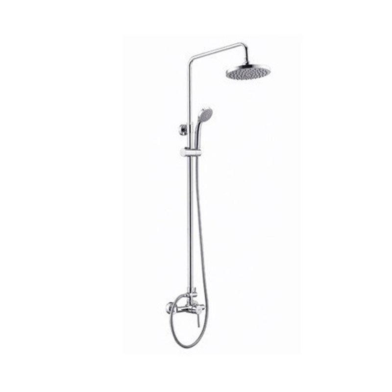 Купить Душевая система WasserKraft А12202 для душа, Хром, Германия