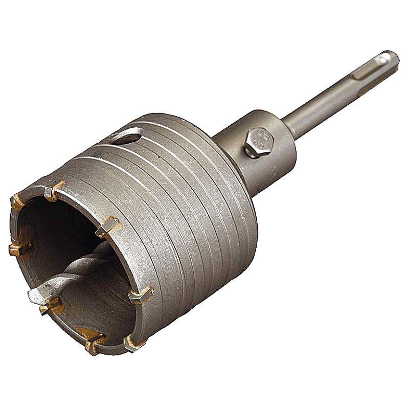 Коронка буровая кольцевая 68мм SDS+ с центрир.