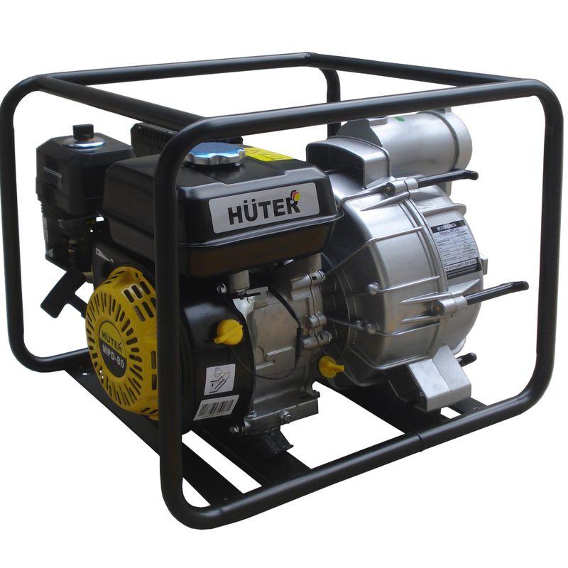 Мотопомпа Huter MPD-80 Huter фото
