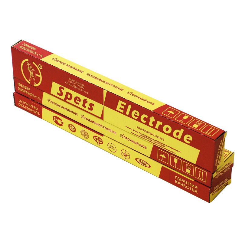 Электроды МР-3С d=4 СпецЭлектрод, 5 кг фото