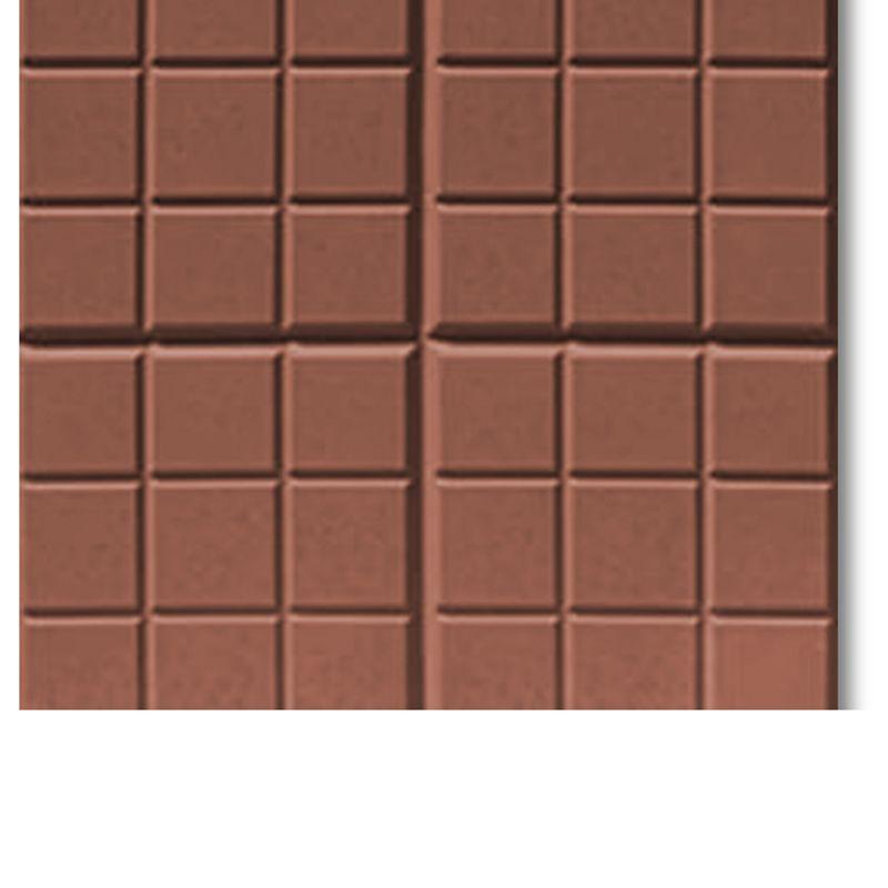 Купить Плитка тротуарная Сетка коричневый (350х350х50), Коричневый, СЕТКА, Россия