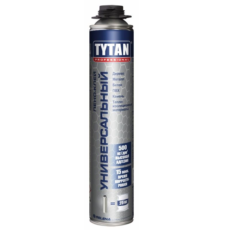 Купить со скидкой Клей-пена Tytan Professional универсальная, профессиональная, 750мл