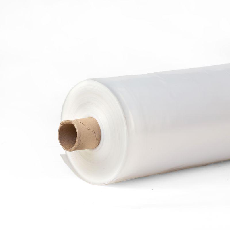 Пленка полиэтиленовая 200 мкр 3х100 м фото