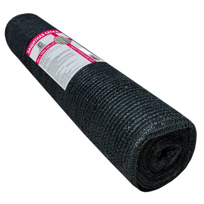 Сетка защитная для фасадных работ 100м*4м, зеленая, Китай фото